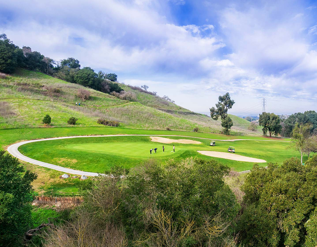 Monterey Grove - San Jose, CA - Golf Course